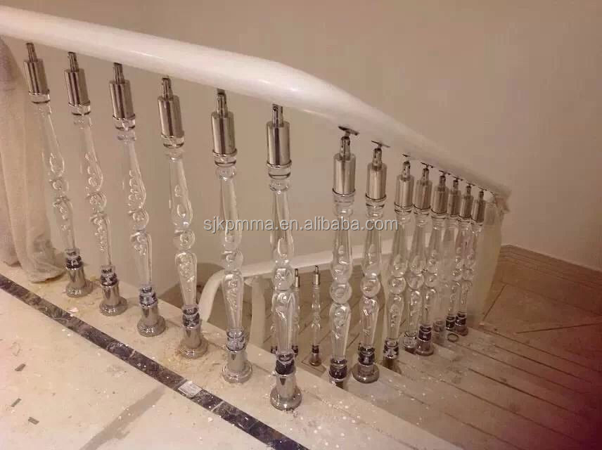 Crystal Stair Railing Supplier In India