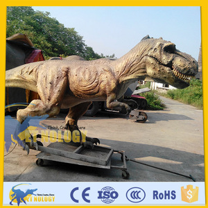CET-N-166 Cetnology Large Artificial Resin Animal Dino Playground Dinosaur Statue by Direct Supplier