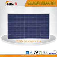 China 230W solar panel from China Manufacturer Directly