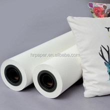 140gsm dye sublimation transfer paper for advertising