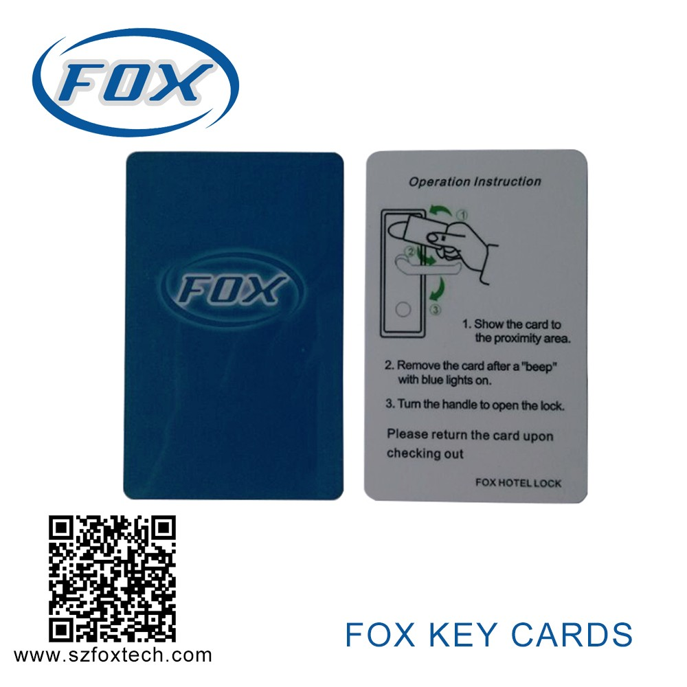 Pro USB V9 System RFID hotel card key with free printing and encryption