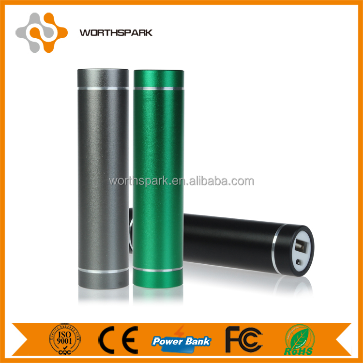 Promotional product fashionable fast charging power bank
