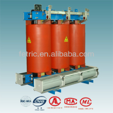 10kV 100~2500kVA H-class Insulation Dry-type Power Transformers
