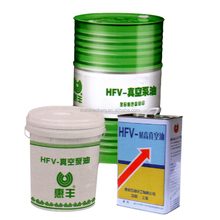 vacuum pump lubricant oil for refrigerating industry with large pumping