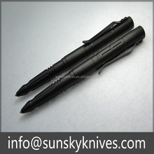 metal military tactical pen