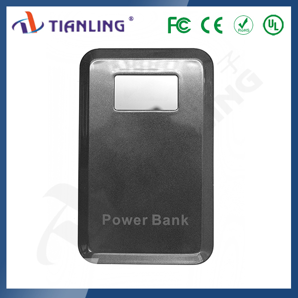 Hot sale new 9000mAh perfect travel power banks for gentlemen