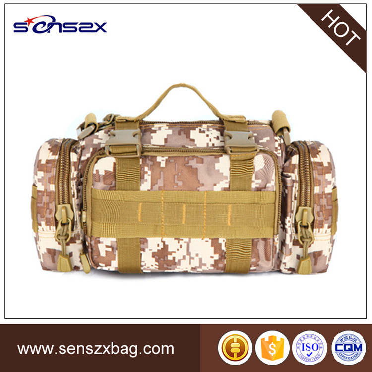 wholesale military water proof duffle travel bag goods from China