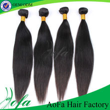 Hot sale new arrival human remy hair yaki two tone hair extension