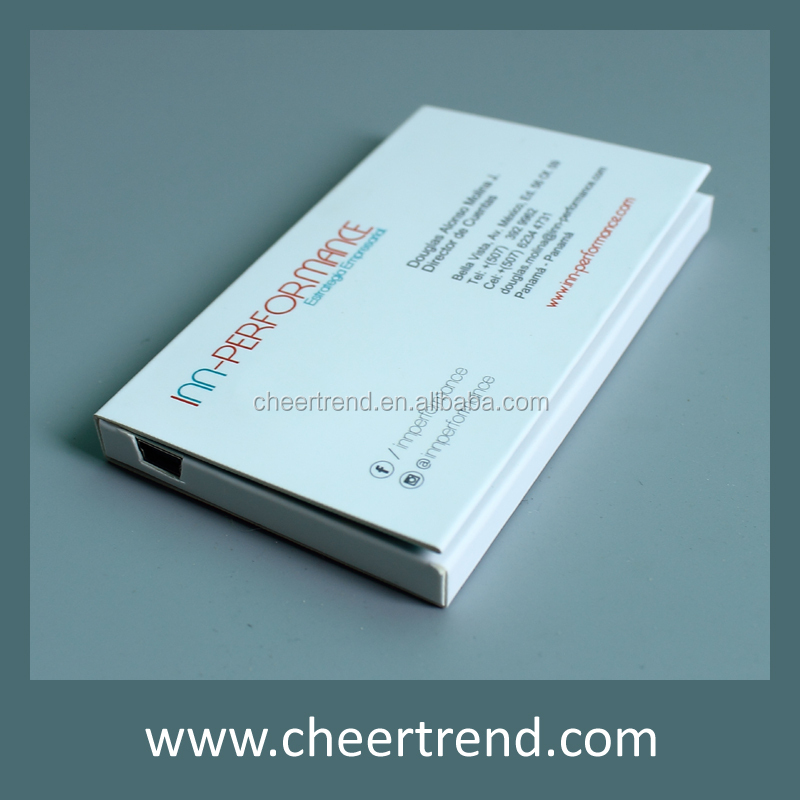 2.4/2.8/4.3/5/7/10 inch video business card