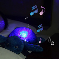 2014 led baby projectable night lights star