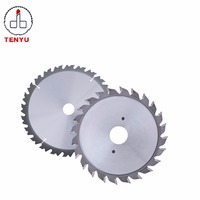Pcd small circular saw blades for chipboard layer cutting
