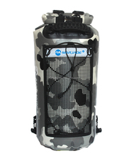 The latest model wet and dry separation dry bag Camouflage Waterproof Custom logo ocean pack dry bag 25L