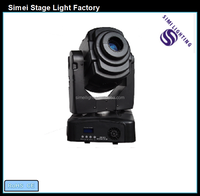 Popular LED 60W moving head spot light with Rotation pattern moving head light