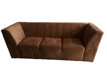 Modern lobby sofa design 3 seater sofa cum bed furniture