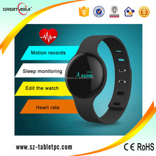 New style Best Seller Smart Wrist Heart Rate Monitor Sport Watch GPS Android GSM Watch Phone