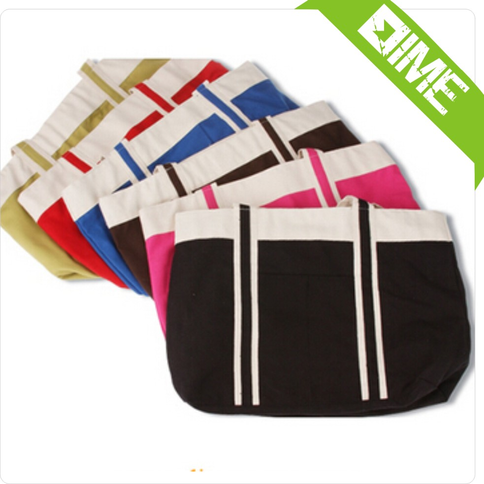 durable organic cotton tote bags wholesale from china supplier customized bag