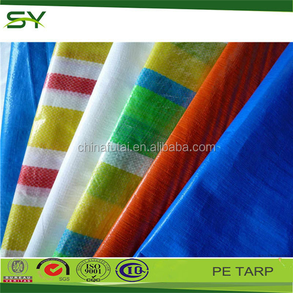 Sun proof Awning material canvas tarpaulin