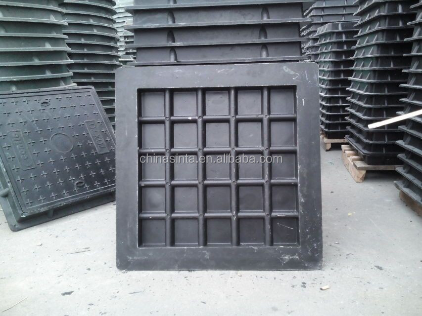 manhole covers with new material