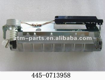 ATM Parts 445-0713959 NCR 6625 Shutter Assembly-RHS