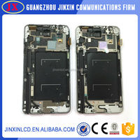 [Jinxin]For Galaxy Note 3 LCD Replacement for Samsung N9006 N9000 LCD Touch Digitizer With Frame
