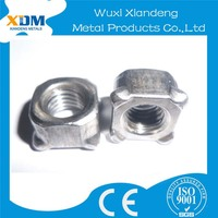 High Quality Cheap Price Jis1196 Din 928 Square Projection Weld Nuts