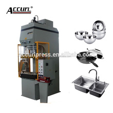 2016 New Machine HPP Series auto pot hydraulic press machine drawing and cutting with best price