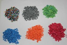 PVC crushed material for rubber shoes, floor mat manufacturer