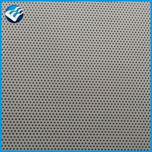 square hole aluminium stainless steel perforated metal screen sheet