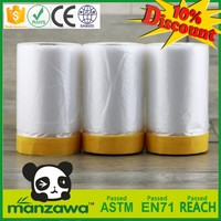 Hot selling pe plastic protective film for carpet