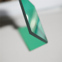 1mm-15mm Clear and Color flexible Plexiglass PC Plastic Sheets