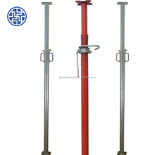 Scaffolding adjustable steel prop for construction
