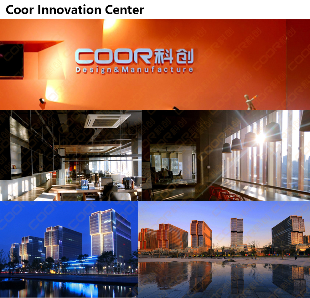 COOR 3D Metal Printing Service Rapid Prototyping with High Precision