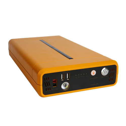 300W off line uninterruptable ups power supply with AC DC 12V USB 5V output for office home outdoor use