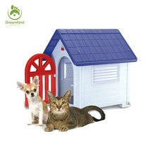 Eco-friendly dog house plastic pet house