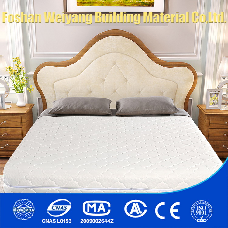 High quality arny use hard foam bed mattress topper