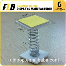 Professional factory made Good quality pop spring display wobblers