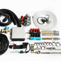 gnc gas glp auto multipoint injection system for 8CYL lpg cng GAS CONVERSION kits