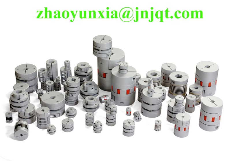 Stainless bellows coupling servo motor bellows coupler