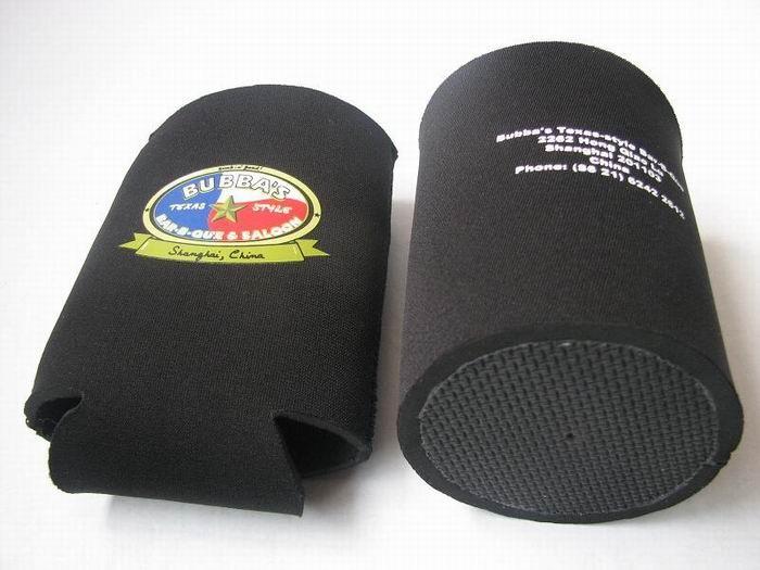 Neoprene Custom Logo Printed Water Bottle Cooler Water Bottle Carrier