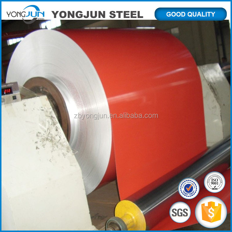 RAL code 1250mm color coated aluminum strips