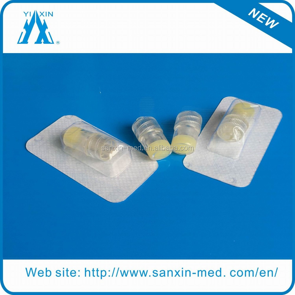 China Medical CE ISO Approved Surgical Heparin Cap