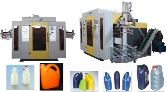 plastic extruders blow moulding machine for pe pot plastic barrel hdpe bottle