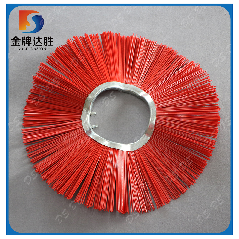 Custom Nylon Road Sweeper Brush Parts
