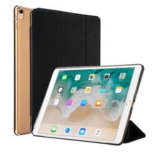 Jisoncase Soft Cover Case For Ipad Pro 10.5 High Quality Magnets Smart soft Case For Ipad pro