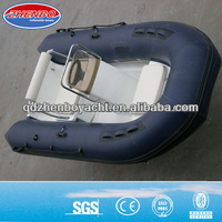 3.50m fiber glass floor sale rib inflatable boat RIB350