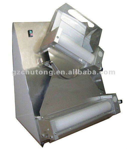 DR-2A Commercial Automatic Pizza Dough Roller Machine/Electric dough roller