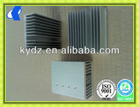 Aluminum customize heat sink&aluminum extrusion heat sink