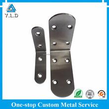 Factory Direct Customize Heavy Duty Stainless Steel Right Angle Bracket
