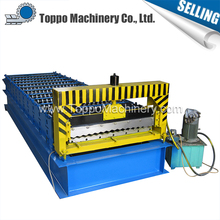 Great building material high speed high quality barrel corrugator machine