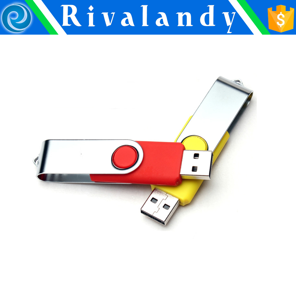 Free shipping fox shape cartoon character usb flash pendrive
